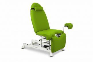 Elektrisk gynækologisk behandlingsstol med 1 motor