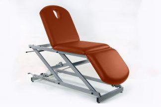 Hydraulisk behandlingsstol - 3 dele - Tvillinge Søjlelift