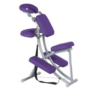 Multifunktionel massagestol - Aluminium ramme