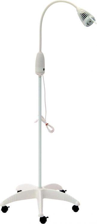 Eksamineringslampe - LED 7W - Fri justering