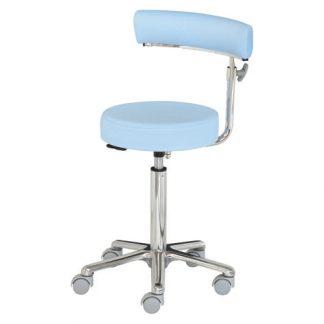 Kirurgisk stol med Justerbare armlæn - Aluminiumsbund