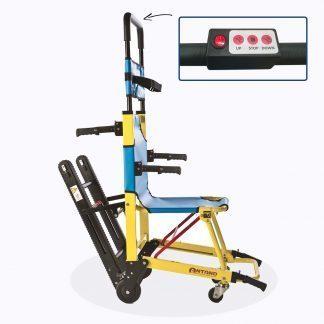 LG EVACU PLUS EL - Elektrisk Evakueringsstol til flad overflade og trapper
