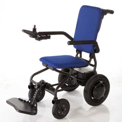 Fold & Go - Elektrisk sammenklappelig kørestol