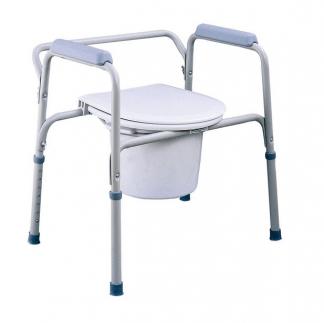 Stationær toiletstol