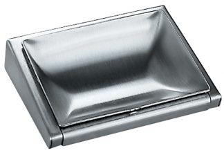 Askebæger fremstillet i rustfrit stål (AISI 304)