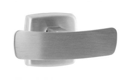 Dobbeltkroge fremstillet i rustfrit stål (AISI 304)