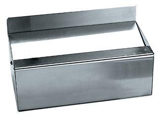 Askebæger fremstillet i rustfrit stål (AISI 304) - Stor model