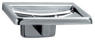 Sæbeskål fremstillet i rustfrit stål (AISI 304) - Model 1