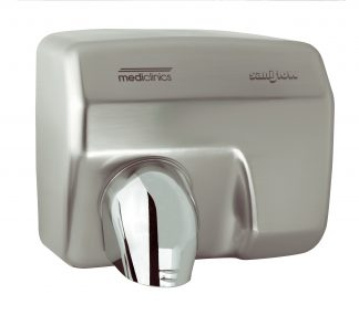 Saniflow® - Håndtørrer med sensor - 247x278x212 mm