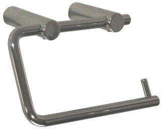 Toiletpapirholder i rustfrit stål (AISI 304) - Model 5
