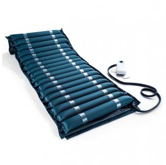 Antidecubitusmadras med pumpe - 200 x 90 x 11 cm