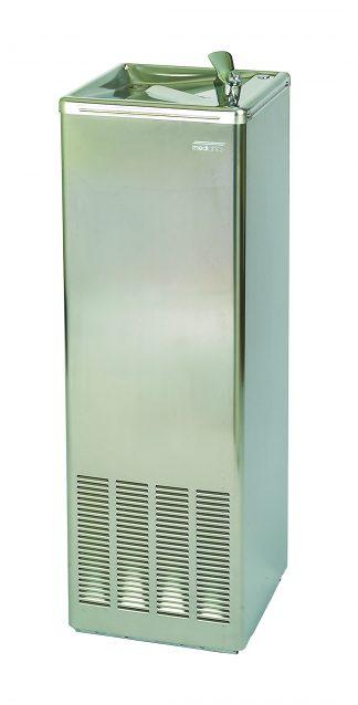 Drikkefontæne med køler - 20L/t - Stående enhed