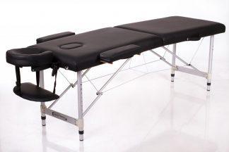 Foldbar massagebord - RESTPRO® Alu 2 - Aluminium
