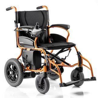 Sammenklappelig elektrisk kørestol - Let og fleksibel
