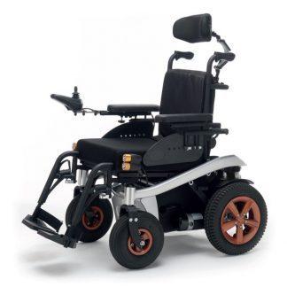 K-SPEEDY - Ergonomisk elektrisk kørestol med justerbart sæde og nakkestøtte