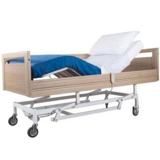 Hospitalsseng med adskillige funktioner