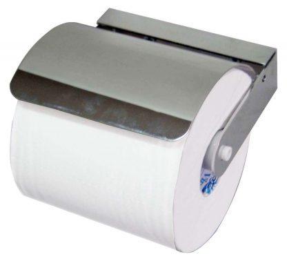 Toiletpapirholder lavet af forkromet messing