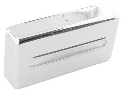 Dispenser til servietter lavet af forkromet messing