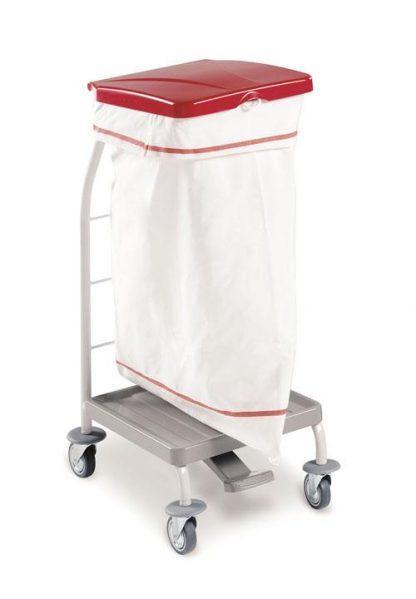 Tøjvogn - 70 Liter polyesterpose