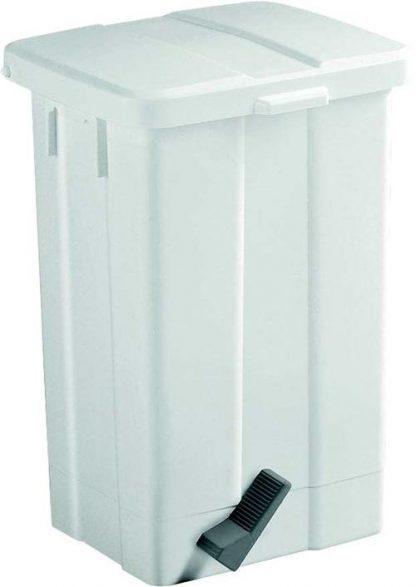 Affaldsspand med fodpedal - 50 Liter