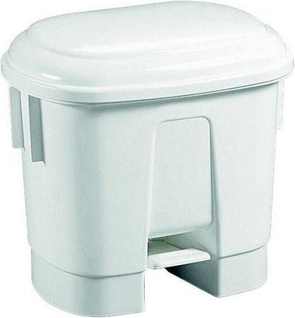 Affaldsspand med fodpedal - 30 Liter - Polypropylen