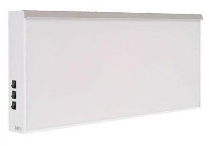 Skab - 146x10x48 cm - 3 fluorescerende lys