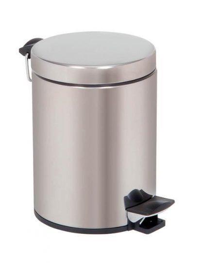 Affaldsspand med fodpedal - 5 Liter