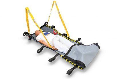 Transportsystem til ikke-traumatiserede patienter med beskyttet og assisteret løft