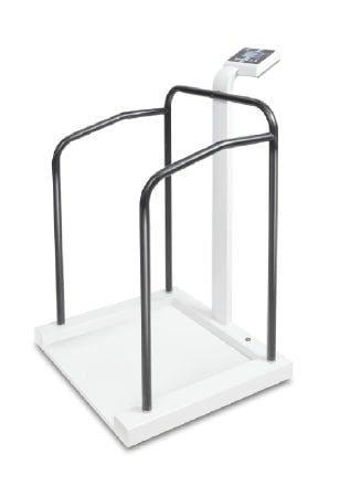 Vægt med håndskinner - Klasse III - BMI funktion - Max 400 kg