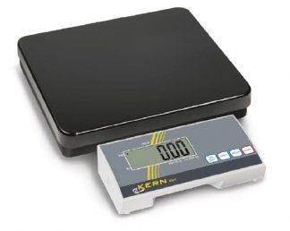 Industrivægt - Kan bruges med batterier - Max 150 kg