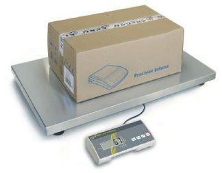 Veterinærvægt med digital display - Ekstra stor - 150-300 kg