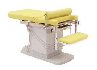 Elektrisk behandlingsbord - Speciallavet til Endoskopi/Rektoskopi