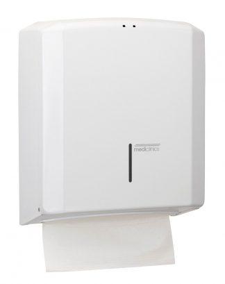 Dispenser til C / Z foldet toiletpapir