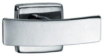 Dobbeltkroge lavet af rustfri stål (AISI 304)