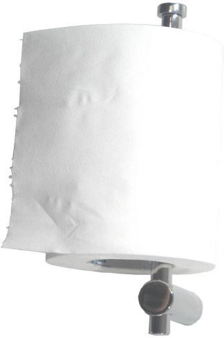 Toiletpapirholder lavet af rustfri stål (AISI 304) - Model 1
