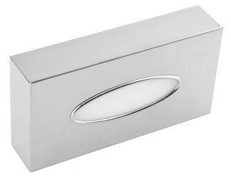 Dispenser til servietter lavet af rustfri stål (AISI 304)