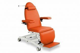 Elektrisk behandlingsbord til hæmodialyse og kemoterapi - 3 motorer
