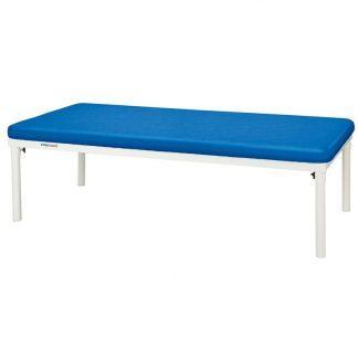Stationær behandlingsbord - 1 sektion - 198x100 cm - Hvid coated ramme