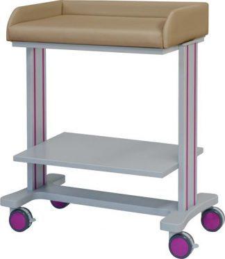 Skiftebord med hjul
