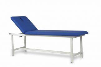 Fikseret behandlingsseng - 240 x 70 cm - 2 sektioner - Max kapacitet: 300 kg