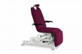 Elektrisk behandlingsbord til oftalmologi - 2 motorer - Trendelenburg