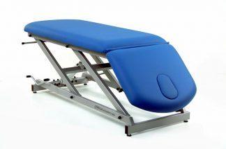 Hydraulisk behandlingsbord - 2 sektioner - Negativ pro/declive position