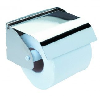 Toiletpapirholder I rustfri stål (AISI 304) - Model 2