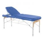Transportable massageborde - aluminium