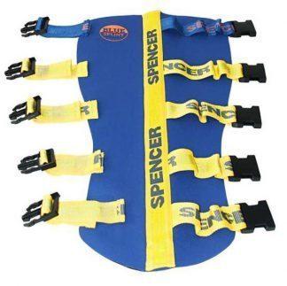 Fleksibel startspærre - Blue Splint PRO series