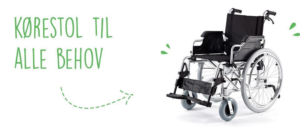 Kørestol fra Swemed
